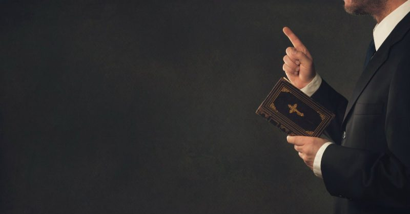 PREACHING AS AN ACT OF HATRED