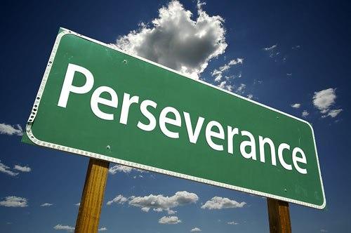Perseverance of saints