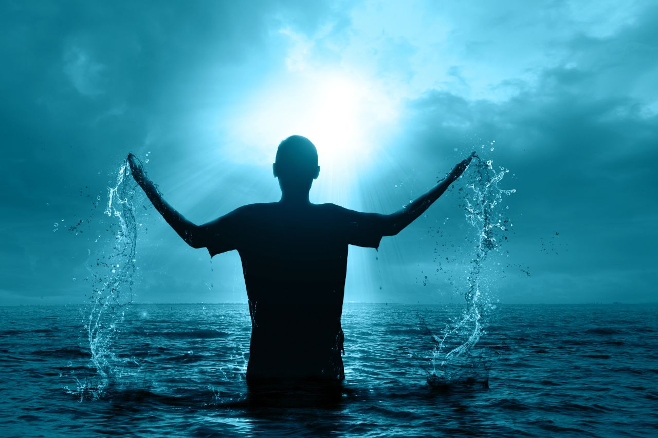 new life and baptism